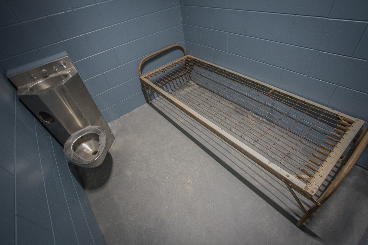 jail cell for filming in los angeles