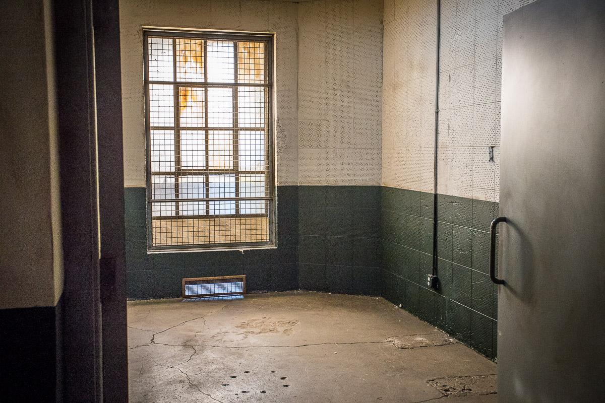asylum set for film porduction